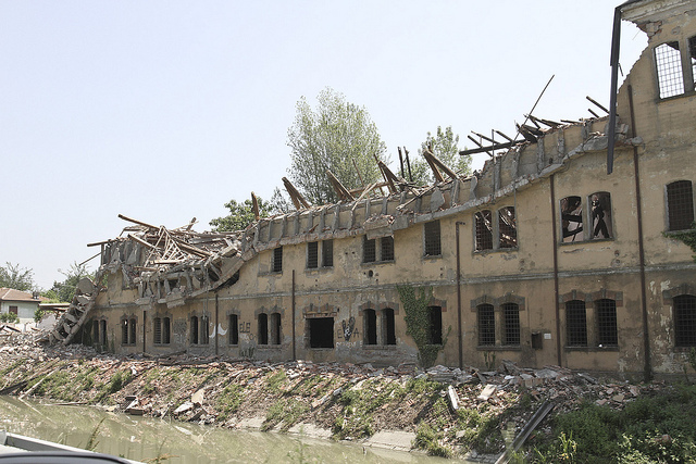 strutture ristrutturazione terremoto