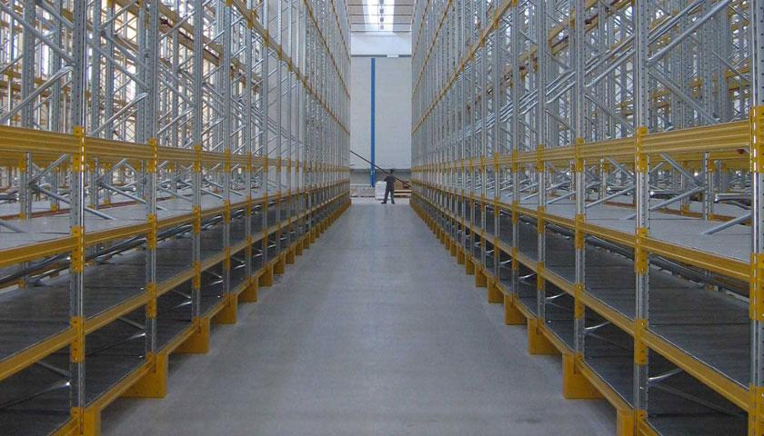 scaffali industriali a Isernia
