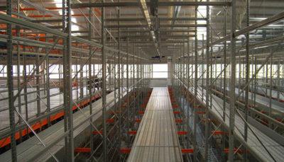 magazzini automatici Block Sistem