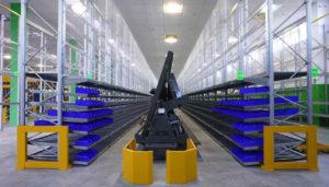magazzini dinamici movimentazione industriale