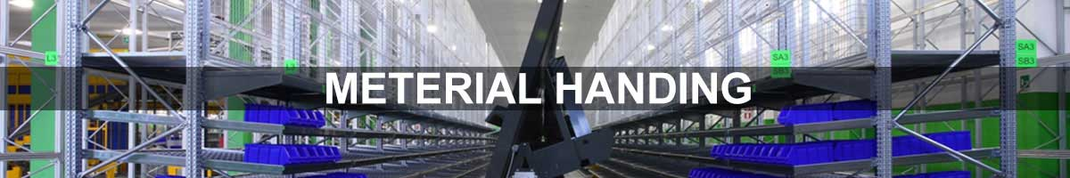 material handling sistemi movimentazione industriale