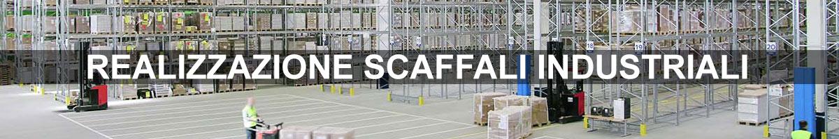 realizzazione scaffali industriali
