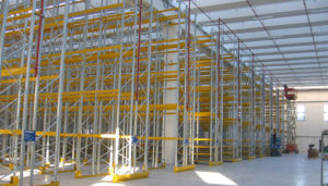 scaffalature industriali pesanti