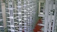 scaffalature cantilever acciaio