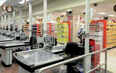Block Sistem Scaffalature.Scaffali Per Supermercati Firmati Block Sistem