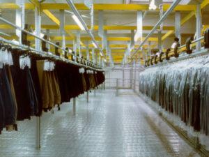 magazzini dinamici abbigliamento