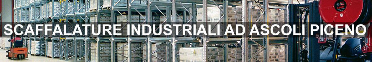 scaffalature industriali Ascoli Piceno