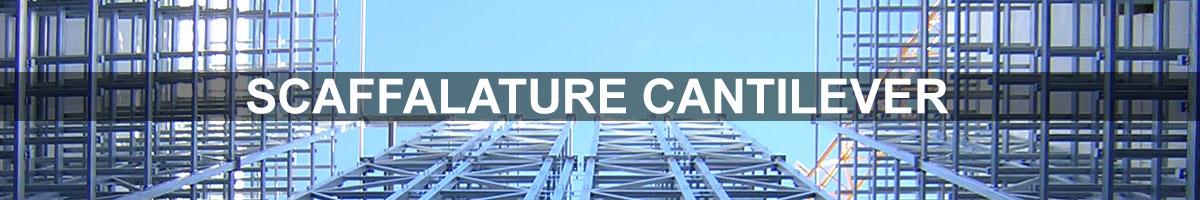 scaffalature cantilever