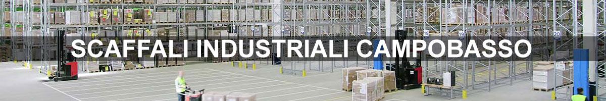 scaffali industriali campobasso