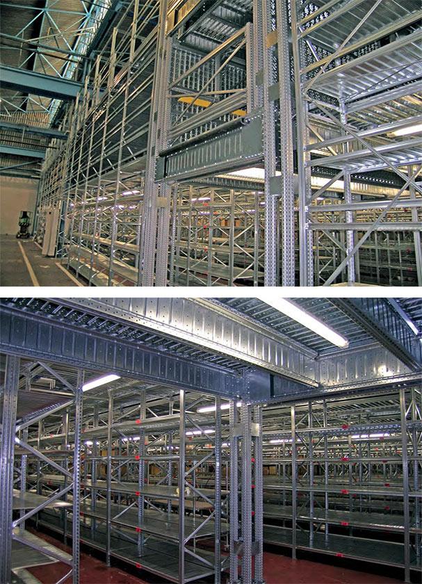 Soppalco industriale abruzzo metalsistem
