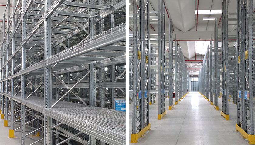 sistemi scaffalature per magazzino