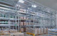 scaffalature portapallet per magazzino