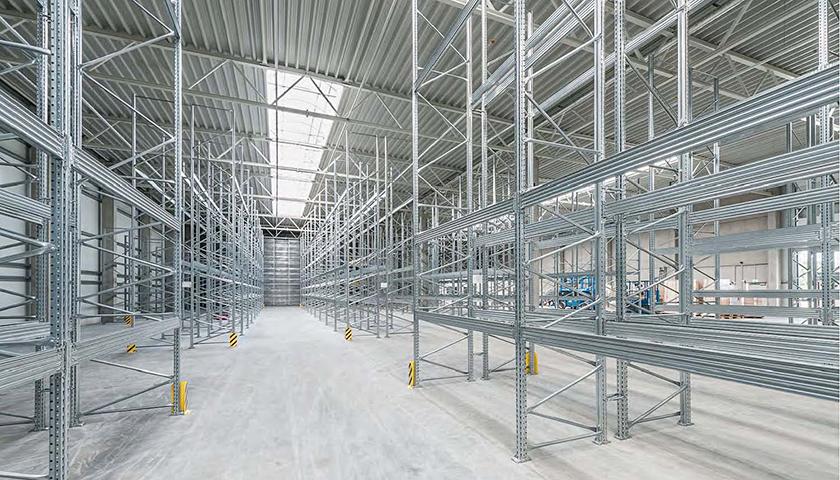 Preventivo Scaffalature Metalliche.Scaffalature Per Magazzini Industriali Impianto Metalsistem