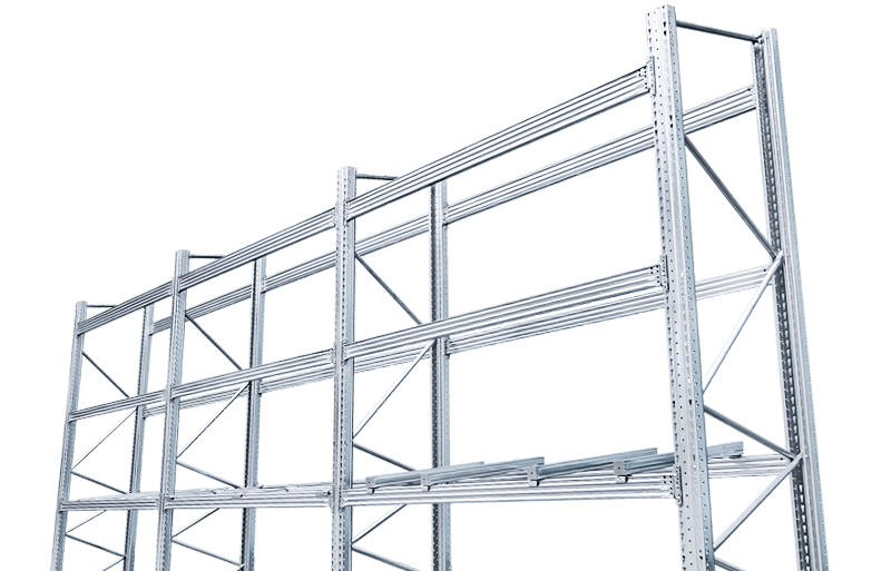 scaffalature portapallet unibuild molise