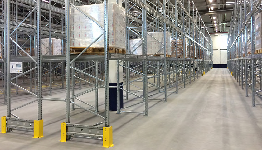 prezzo scaffalature di magazzino
