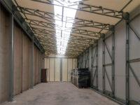 tensostrutture industriali per magazzino ascoli piceno