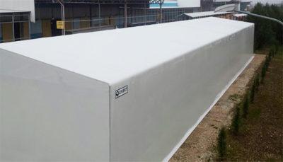 tunnel pvc pesaro-urbino