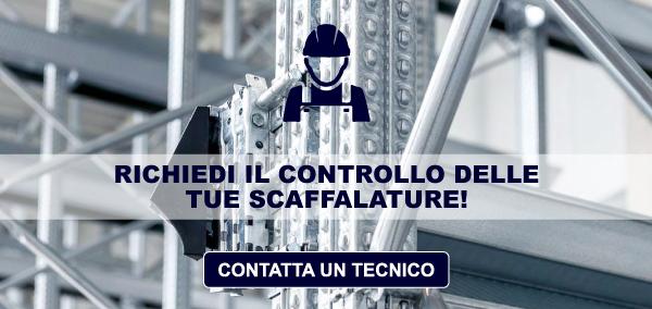 sicurezza magazzino scaffalature
