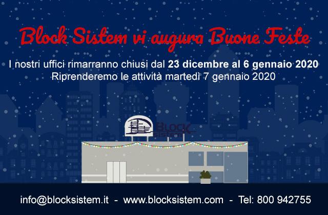 chiusura natale 2019 blocksistem