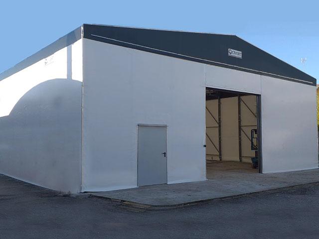 capannoni mobili resistenza terremoti