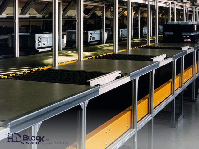 vantaggi magazzini automatici