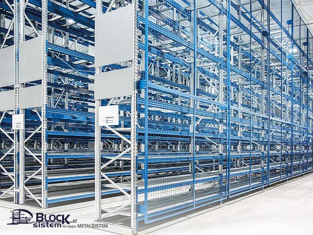 scaffalature metalliche - Metal Sistem